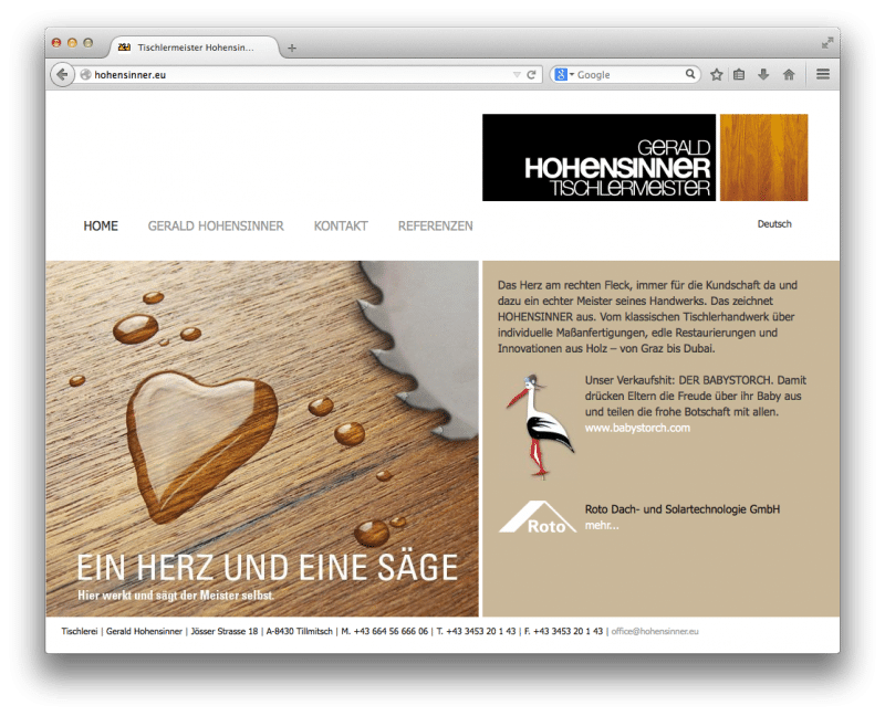 kufferath_hohensinner_webdesign