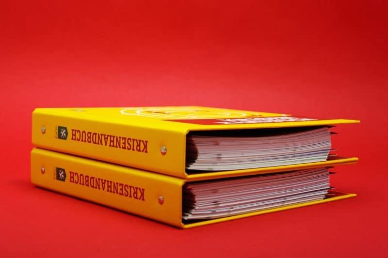 KAGes Krisenhandbuch von Agentur Kufferath Graz
